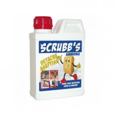 Scrubb's ammonia détachant...