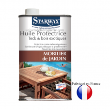 Huile protectrice pour...