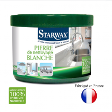 Pierre blanche de nettoyage...