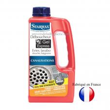 Déboucheur Gel Express STARWAX