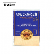 Peau chamoisée 40X62cm