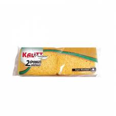 Eponge végétal X 2 Kalitt