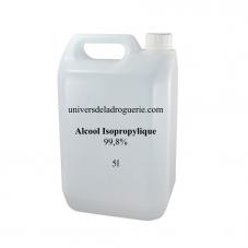 Alcool Isopropylique 99,8% 5l