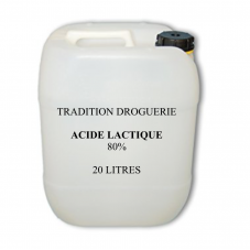 Acide Lactique 80% 20L
