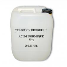 Acide formique 80% 20L