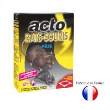 Pâte appat rats-souris ACTO